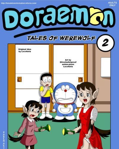Doraemon- Tales of Werewolf 2