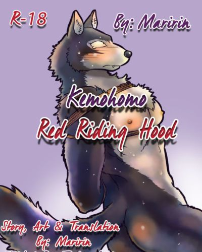 Maririn Yaru dake Manga - Kemohomo Akazukin - Kemohono Red Riding Hood (Little Red Riding Hood)