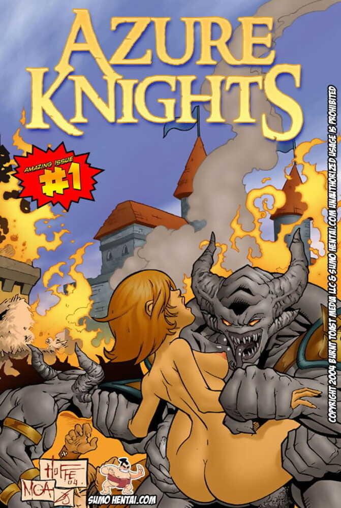 Azure Knights #1
