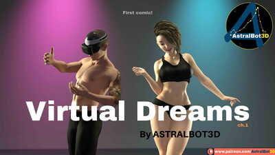 AstralBot3D – Virtual Dreams Ch.1
