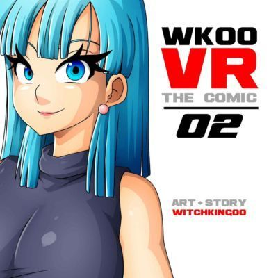 Witchking00- VR The Comic 2