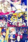 (C83) ROUTE1 (Taira Tsukune) Karei ni Gaibu Kazoku Kozukuri Keikaku 2 - External Family Baby-Making Plan 2 (Bishoujo Senshi Sailor Moon) {doujin-moe}