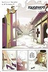 (C76) Sato Samitt (Satomi Sato) Tougenkyou (One Piece) {}