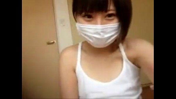 Short Haired Japanese Teen BasedCams.com