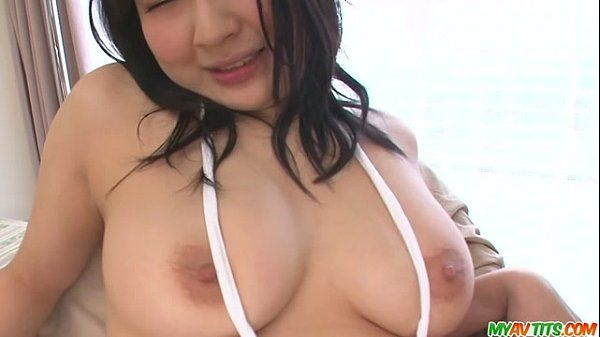Busty Megumi gets help with japanese girls masturbating