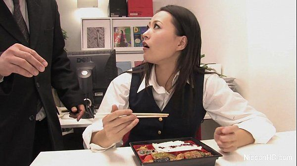 Japanese office Blowjob HD