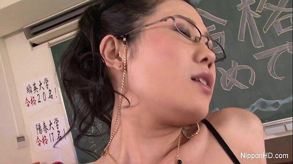 Japanese Teacher Gets Fucked HD