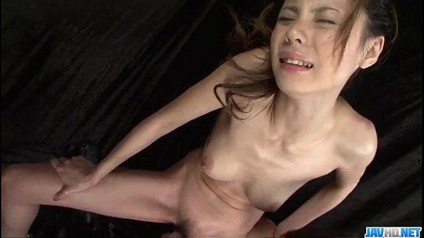 Serious toy pleasuring for hot Natsumi Mitsu