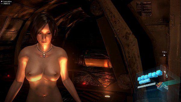 Ada Wong Nude Mod Resident Evil 6
