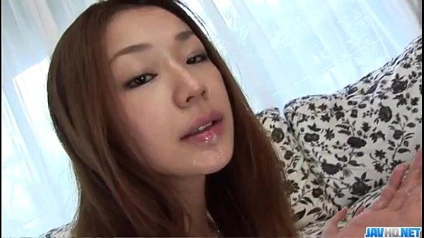 Serina Hayakawa pleases wth her warm lips