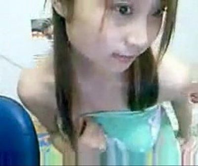 Cute Asian Girl - Chat With Her @ Asiancamgirls.mooo.com - 8 min