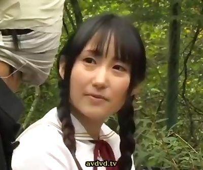 japanese teen sex oldman/young girl fucking hard