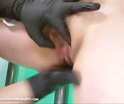Severe Japanese Sexual Punishment