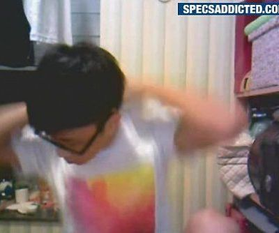 Hong Kong Cute Guy with Huge Dick on Cam Spy