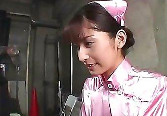 Giggly Japanese teen first bukkakeJapanese Bukkake Orgy 19 min HD