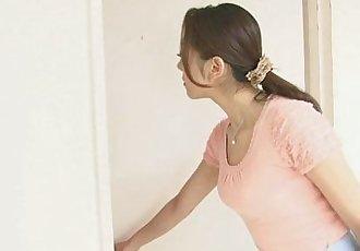 Ruri Hayami Fucked With Sex Toys In Torn Pantyhose - 8 min