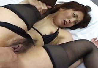 Hot Asian Erika Okazaki blowjob - 5 min