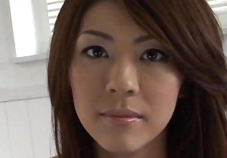 Yuna in sex at the office - 8 min