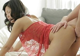 Tight Veiki Gets Pounded Hard Doggystyle - 5 min HD