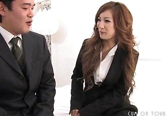 Submissive Young Japanese Slut Serving Cocks Part1 - 18 min