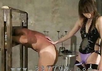 MLDO-005 Gentele and severe. Mistress Land - 2 min