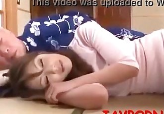 Shigeo Tokuda - Father-in-law and his daughter-in-law - 2 min