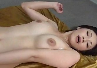 Kinky Japanese trio porn with slutty Sara Yurikawa - 12 min