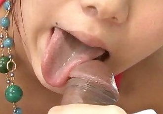 Top POV blowjob scenes along Mahiru Tsubaki - 12 min
