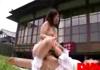 Tan Bisexual Japanese Schoolgirls HOLY - 6 min