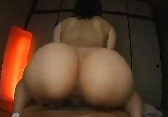 MIBD910 Big Ass Japanese Riding Cock - 2 min