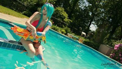 League of Legends Hot Cosplays by LadyAlpha13 - part 3