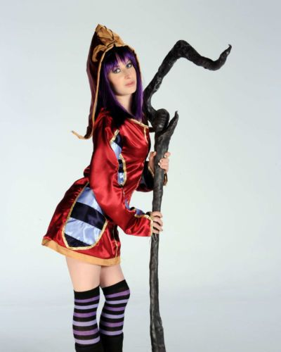 [Cosplay-Mate] Lulu (League of Legends)