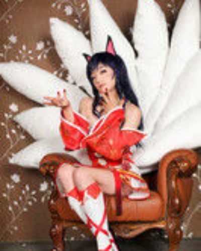[Aza Miyuko] Ahri- the Nine-Tailed Fox (League of Legends)