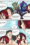 [KimMundo] 서버가 맛이가면 - When the Servers go Down (League of Legends) [English] {Cabbiethefirst} [Colorized] - part 9