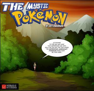The Mystic Pokemon