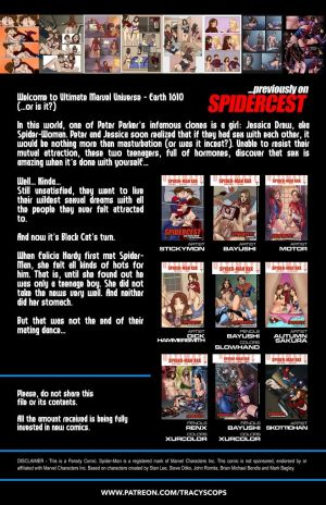 Spidercest 9