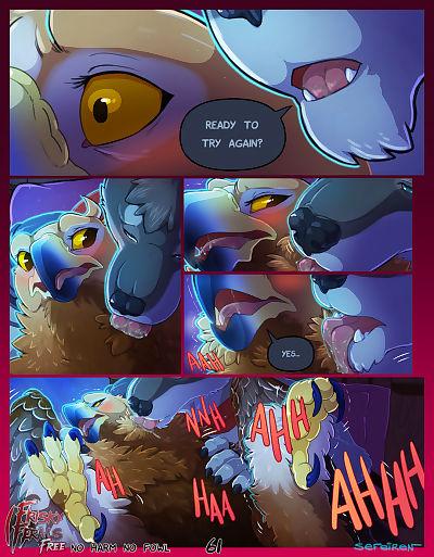 No Harm No Fowl - part 4