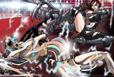 Final Boss Fight: T.I.M.
