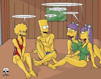 Simpsons - Tree House Fun