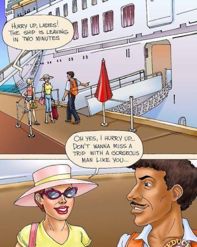 Amanda - Going Crazy On A Cruise