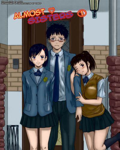 Kisaragi Gunma  Almost Sisters