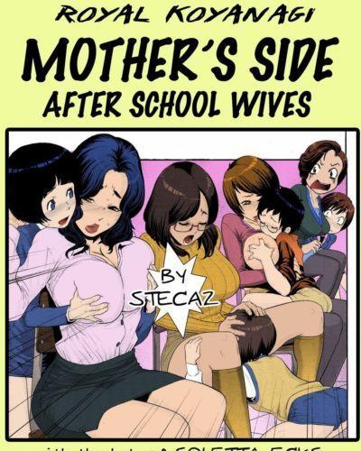 Mẹ xxx truyện tranh