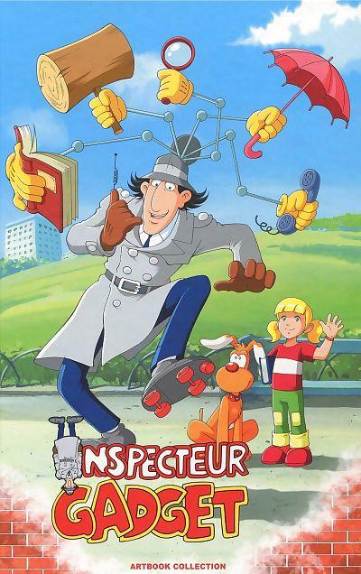 Inspector Gadget Artbook