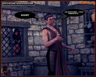 những truyền thuyết những alucardia - phần 2