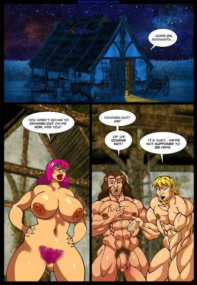 The Savage Sword Of Sharona 5 - The Lyin… - part 2