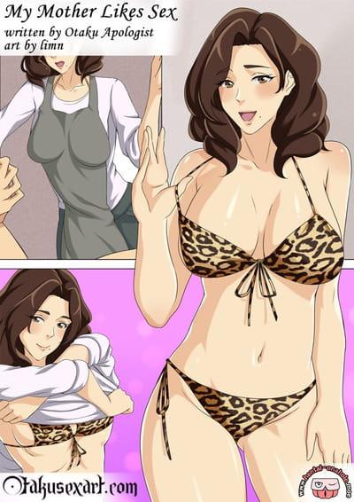 Mother xxx manga