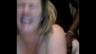 Busty White Wife Fucked by her Black Lover - 1 min 0 sec
