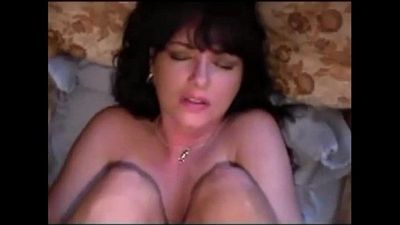 Amateur wife anal creampie - 8 min