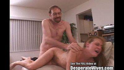 Submissive RedHead Slut Wife Gets Fucked - 8 min