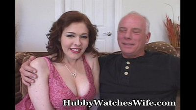 Horny Redheaded Wife Takes Black - 5 min